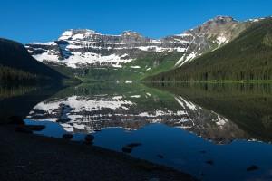 Alberta und B.C.