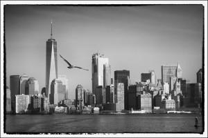 Wasghington und NYC